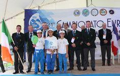L' #Irlanda ospite alle #TermediComano per il XXI Campionato Europeo di Pesca a Mosca 2015 #visitacomano