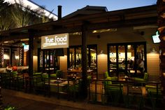 """Our Scottsdale Quarter location is in the running for """"Best Outdoor Dining"""" in Arizona Foothills Magazine."""
