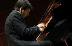 Luka Okros, winner of the Iturbi International Piano Competition