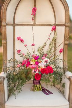 #Swoon! http://www.stylemepretty.com/california-weddings/2014/10/08/outdoor-wedding-inspiration-filled-with-rustic-romance-at-devine-ranch/ | Photography: Mike Larson - http://mikelarson.com/