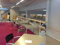Verbouwing stadsbibliotheek Venlo en invoering retailformule.
