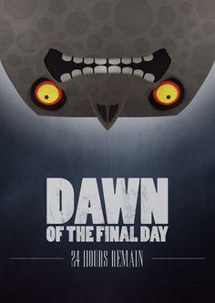 Dawn,  Artwork inspired by The Legend Of Zelda: Majora's Mask.