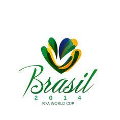 Brasil 2014 by Gabriel Durante, via Behance Fifa World Cup, Gabriel, Behance, Design Inspiration, Football, Graphic Design, Brazil, Hobbies, Soccer