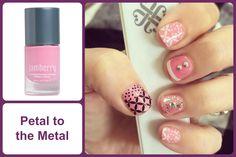 PETAL TO THE METAL Jamberry Nail Lacquer #petaltothemetaljn