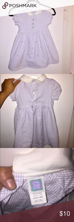 Little Me Dress (Great for Easter) Pretty Dress Light Blue In excellent conditions wear twice lost the underwear only Little Me Dresses