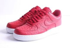 c4a0d4ee0f6e New nike air force 1  07 lv8 gym red white mens sneakers  718152-603  sz 9