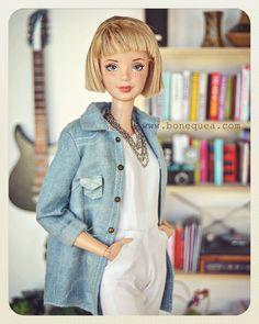 #barbie www.bonequea.com