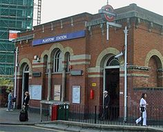 Information about Plaistow train station in London. Contains a map, nearby locations and which underground tube lines connect with Plaistow station. Underground Lines, London Underground Tube, London History, Local History, Vintage London, Old London, Newham, London Transport