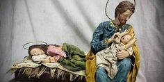 "Pope Francis said that for his birthday on December he was shown a unique Nativity scene, dubbed ""Let Mum Rest."" In the depiction, which has been making the rounds this year on soci…"