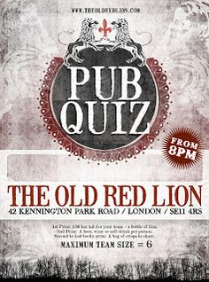 1000 images about quiz poster ideas on pinterest pub