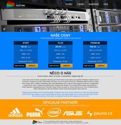 Design pro hosting