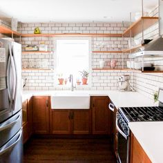 15 Stunning Kitchens with Stained Cabinets - Sincerely, Marie Designs