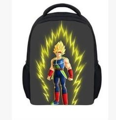 69a6593e70 Hot Sale 3D Cartoon Dragon Ball School Backpack Cool Superman Children  School Bags Boys Travel Bagpacks Mochilas