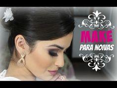 Maquiagem Completa para as Noivas por Mariana Saad - YouTube