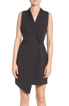 Adelyn Rae Tuxedo Sheath Dress available at #Nordstrom