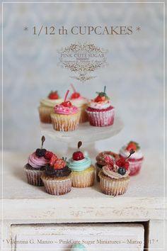 Валентина Gaia Говядины - PinkCute Sugar Miniatures: ➽ Miniature food