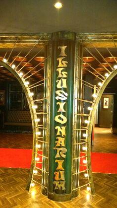 Illusionarium Entrance on Norwegian Getaway - www.cruiseplannersco.com