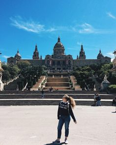 Best Places to Study Abroad - Barcelona, Spain