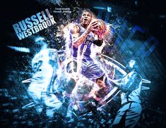 Russell Westbrook wallpaper by on DeviantArt Russell Westbrook Wallpaper, Westbrook Wallpapers, Nba Updates, Best Nba Players, Basketball Photography, Nba Stars, Thunder, My Boys, Photography Poses