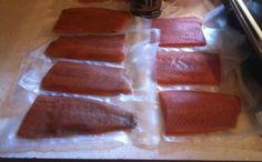 Fumoir - Recette de saumon fumé