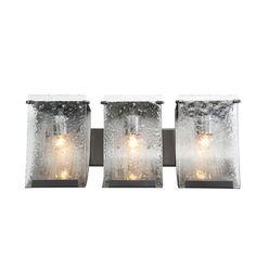 Varaluz Rain Recycled 3 Light Bath Vanity Light | AllModern