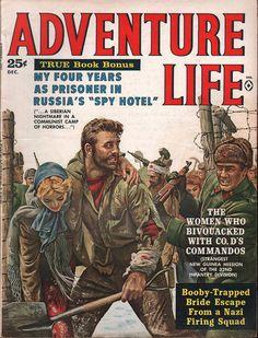 Adventure Life December 1961 - EphemeraForever.com