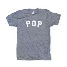 POP Adult Tee from TOSAN - DIY?