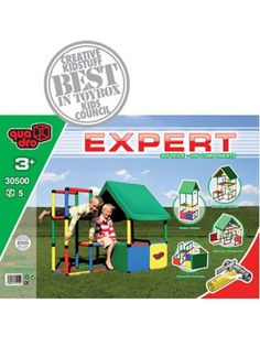 Amazon.com: Quadro Expert Construction Kit: Toys & Games