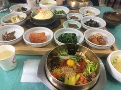 "Bibimbop in ""family hall"", jeonju"