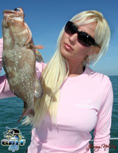 Pink Pompano Perfect Long Sleeve « Back Water Babes