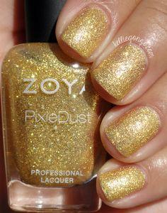 Zoya — Solange (Pixie Dust Collection   Summer 2013)