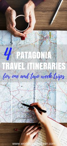 As South America's top adventure playground, Patagonia is an unmissable place to visit. Plan your perfect trip with these Patagonia itineraries. | Patagonia travel | Chile | Hiking | Argentina | National Parks | Adventure | Desinations | Itinerary | Tips | Chile travel | Things to do.