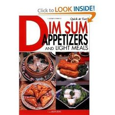 Quick & Easy Dim Sum Appetizers and Light Meals wish-list