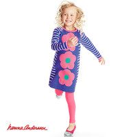 Welcome to a world of softness. Hanna Andersson makes life a little cozier. Their secret starts with buttery soft cotton and kid-caring construction that create cool, contemporary separates. Designed to let kids be kids, their clothes blast bright, fade-not colors onto play-friendly shapes. Apply the Hanna standard of long-lasting quality to all activities and make your kids' world a little softer.