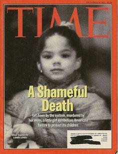 TIME MAGAZINE ~ DECEMBER 11 1995 ~ 12/11/95 ~ ELISA IZQUIERDO A Shameful Death