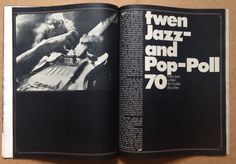 Twen magazine | Willy Fleckhaus | Jan 70