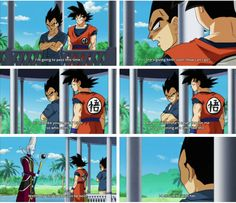 Am i the only one who thinks Vegeta is a good husband and father ?