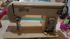 Brother Vistamatic Sewing Machine