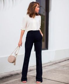 Professional Outfits For Women business casual style simple fashion cute Professional Outfits For Women. Here is Professional Outfits For Women for you. Professional Outfits For Women business casual style simple fashion cu. Fashion Mode, Work Fashion, Fall Fashion, Trendy Fashion, Fashion Black, Curvy Fashion, Dress Fashion, Fashion Trends, Style Fashion