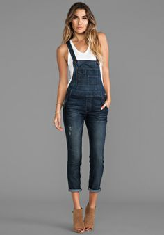 FREE PEOPLE Overall in Brady Wash - Overalls