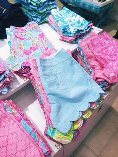 lily shorts. so cute!