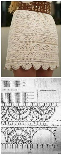 Crochet Skirts, Diy Crochet, Crochet Clothes, Hobbies And Crafts, Diy And Crafts, Sewing Patterns, Crochet Patterns, Chrochet, Knitted Blankets