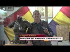 Goyo Salcedo. Guardián de la memoria. El Museo de la Guerra Civil - YouTube