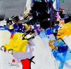 Pintura de Eduardo Monteagudo