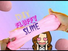 Fluffy Slime ricetta facile - YouTube