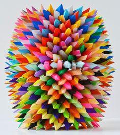 Living Color - ufansius: The Alphabet: Twenty-six Interlocking...