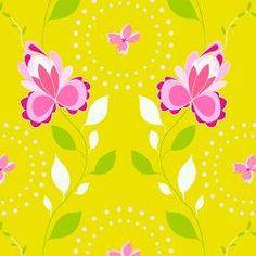 Hothouse Flowers: Lobelia Vine Yellow
