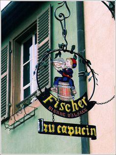 Kaysersberg, Haut-Rhin (France) - Crédit Photo : Mo Westein via Flickr