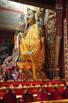 Tibetan Lama Temple or Yonghe