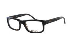 FOSSIL Hannibal OF 2101 249 Brille in braun | Brillen von Fossil, modern und hip.  Die dezente und trotzdem hochmoderne Vollrandbrille hält höchsten Masstäben stand.  Die Brillenbügel bilden eine traumhafte Einheit mit den leicht transparent gemussterten...